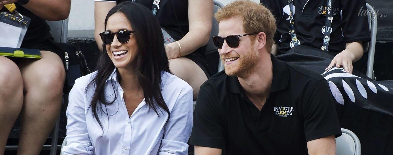В Букингемском дворце впервые прокомментировали помолвку принца Гарри и Меган Макрл