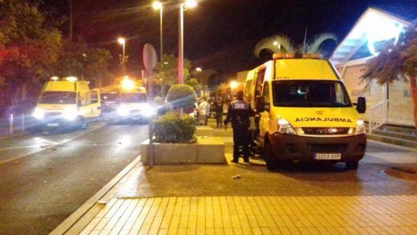 В одном из клубов Испании вместе с людьми обрушился пол: более 20 человек пострадали