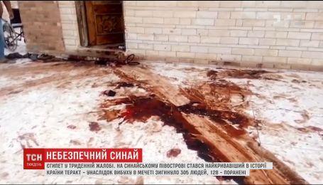 Уряд Єгипту наважився скинути бомби на власну територію, аби знищити бойовиків
