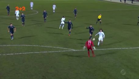 Сталь - Динамо - 0:2. Видео матча