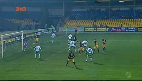 Александрия - Карпаты - 3:0. Видео-обзор матча