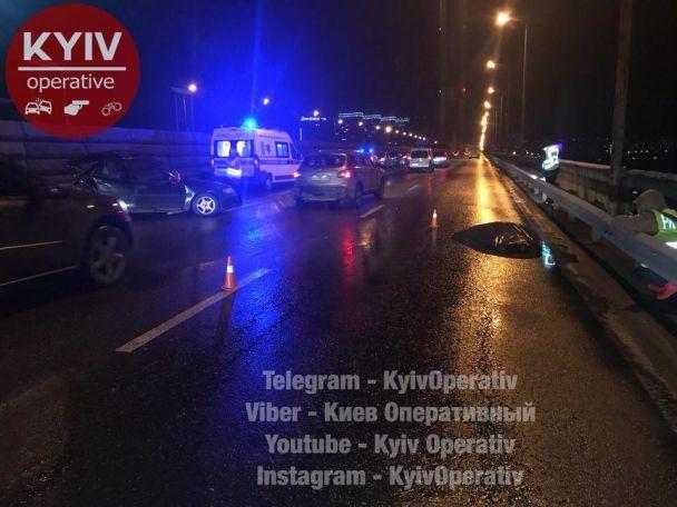 Отбросило на 30 метров стали известны первые подробности смертельного ДТП с бензовозом в Киеве