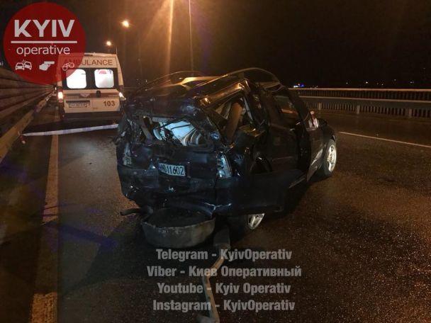 Відкинуло на 30 метрів: стали відомі перші подробиці смертельної ДТП із бензовозом у Києві