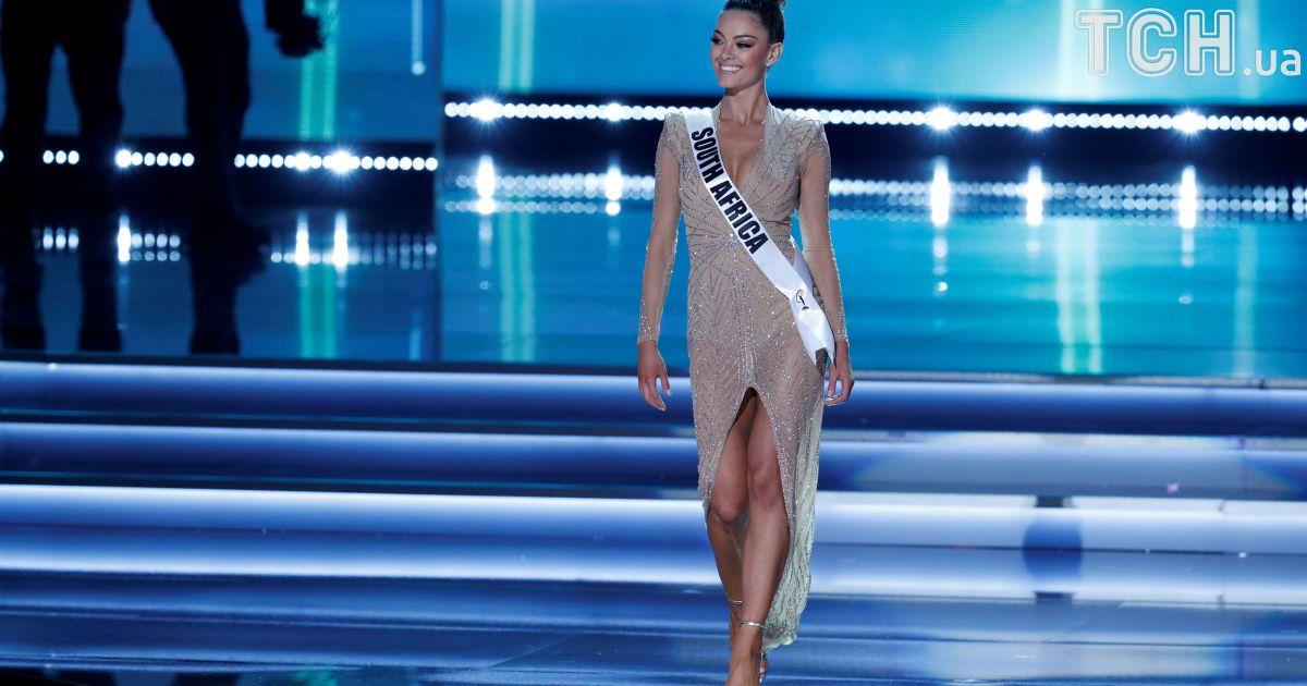 """""""Мисс Вселенная 2017"""" Деми-Ли Нель-Питерс @ Reuters"""