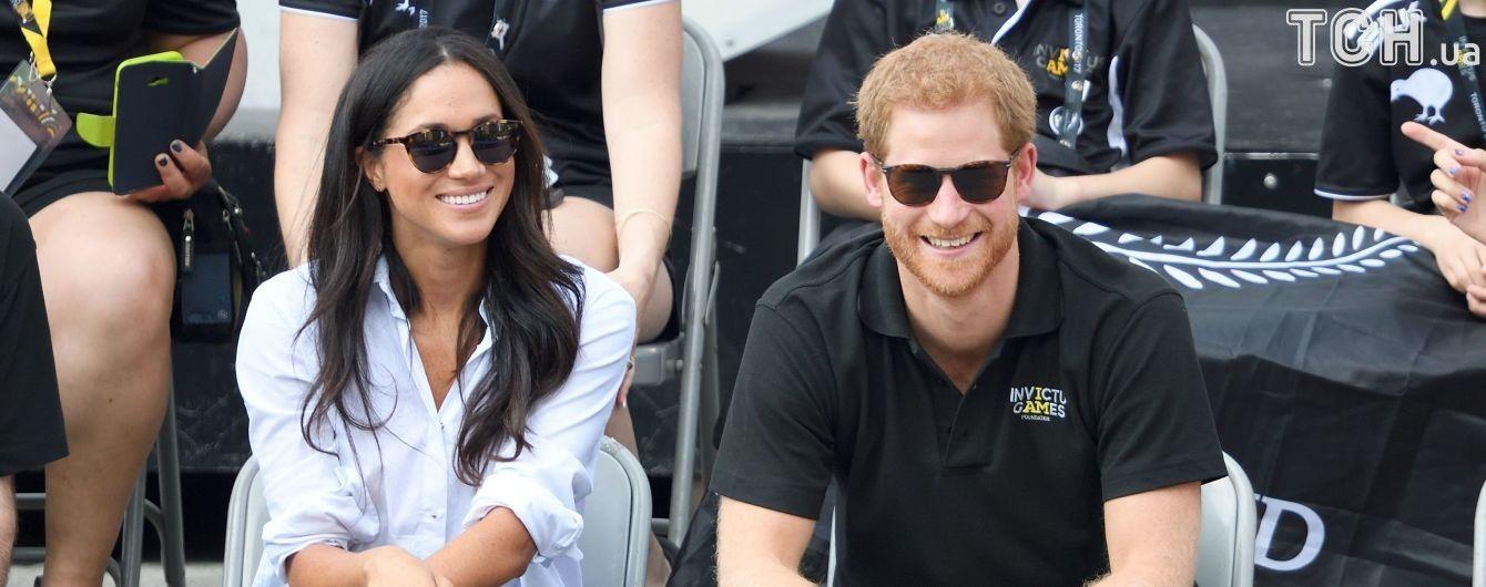 Официально: принц Гарри обручился с актрисой Меган Маркл