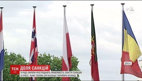 Санкції проти Росії Рада Європи може зняти