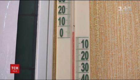 В Винницкой области почти полтысячи учеников не ходят в школу из-за холода