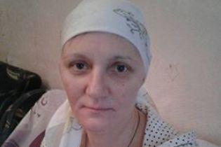 О помощи неравнодушных людей просит Оксана