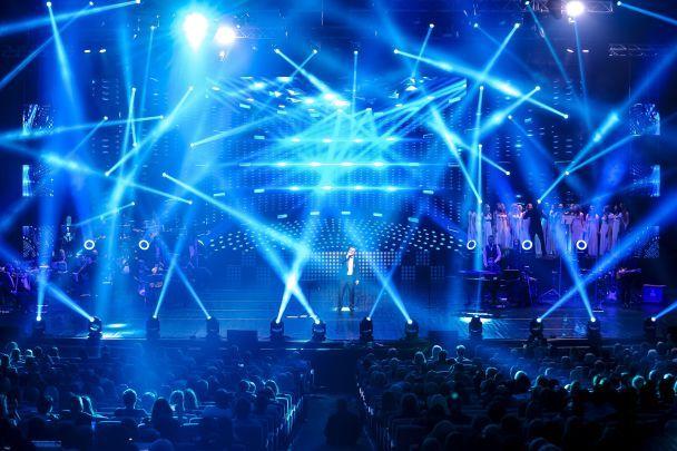 Александр Пономарев отыграл концерт в Киеве