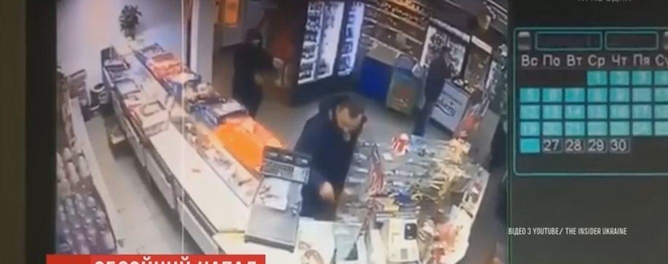 Сын нардепа-радикала Попова и его сообщник начали давать показания в деле об ограблении магазина