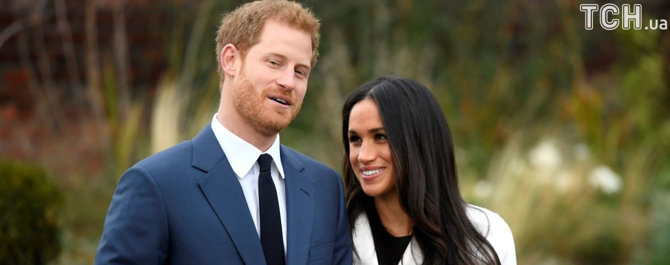 Стало відомо, коли і де одружаться принц Гаррі та Меган Маркл