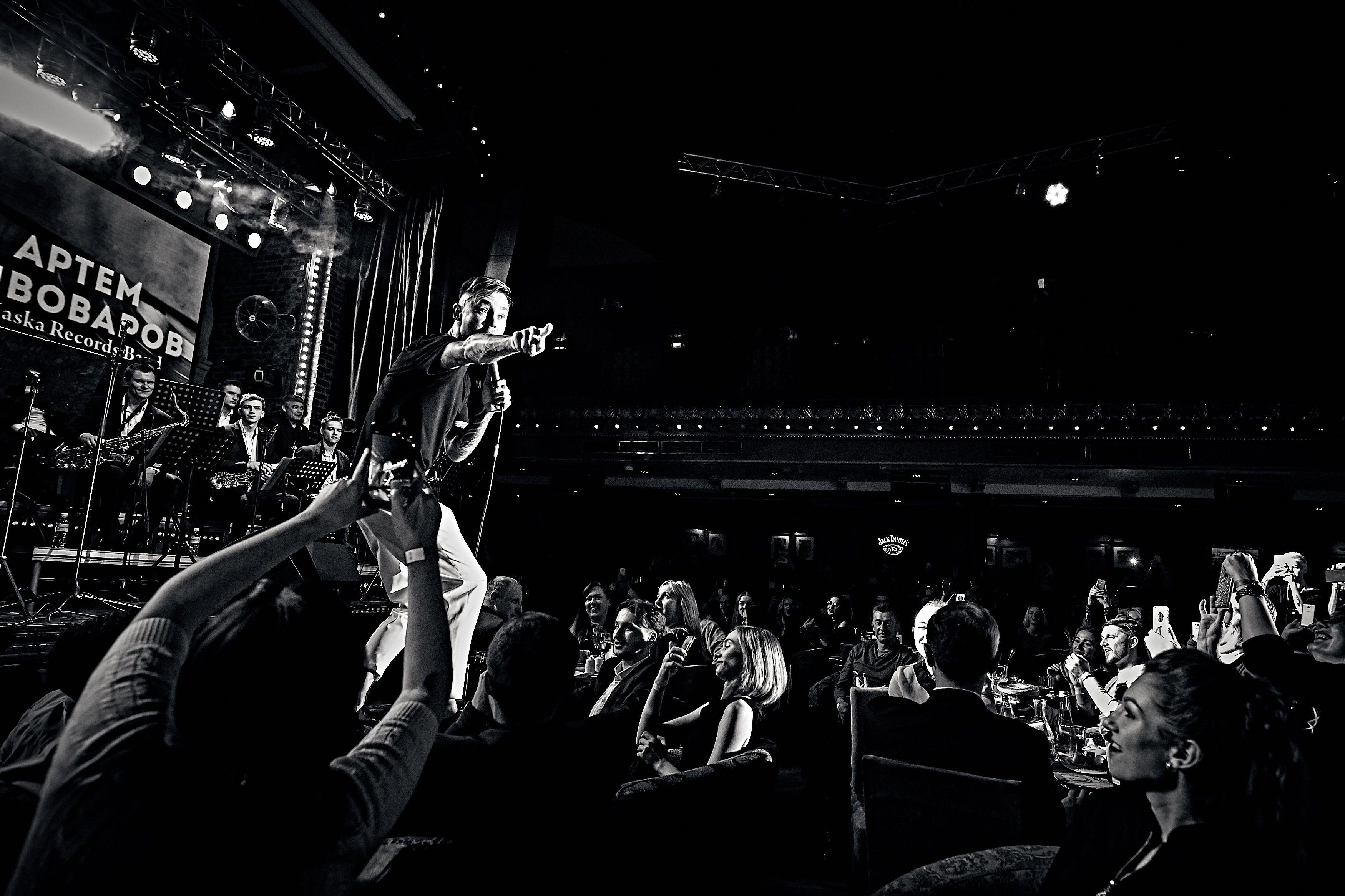 Концерт Артема Пивоварова в Caribbean Club _4