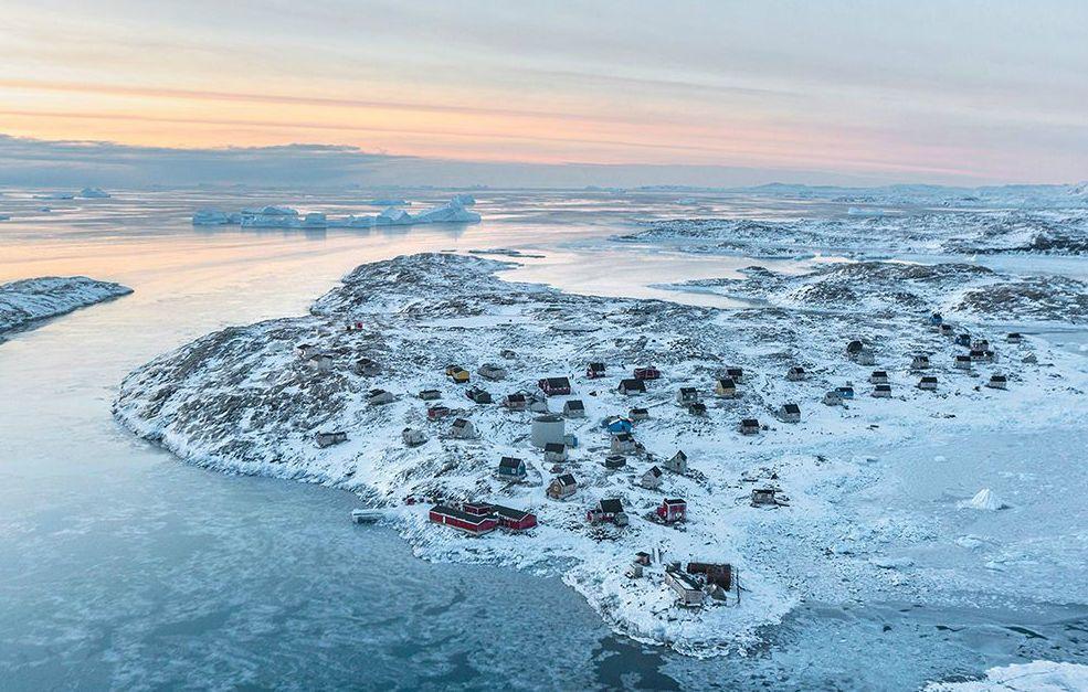 Істрок, Гренландія