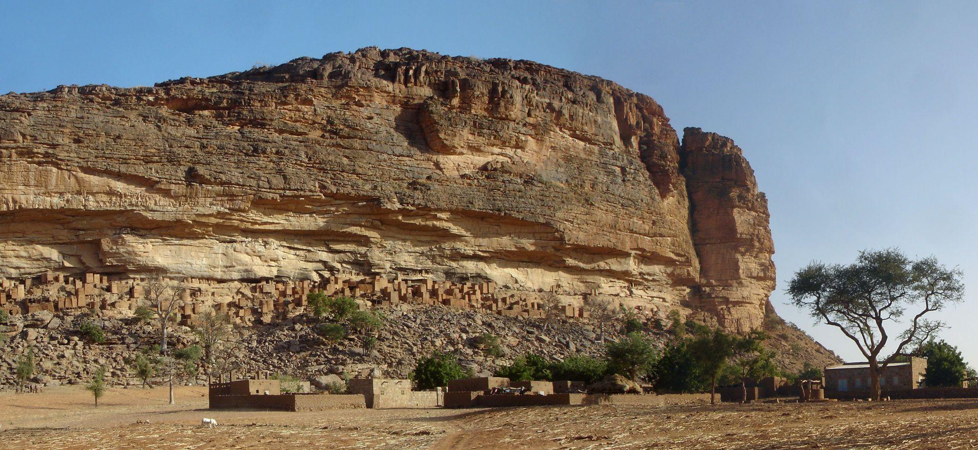 Бандіагара, Малі