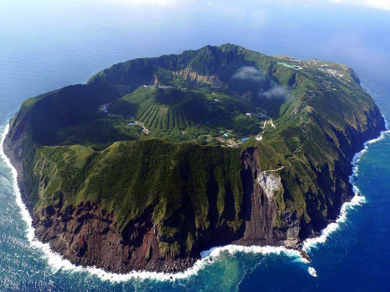 Острів Аугашима, Японія