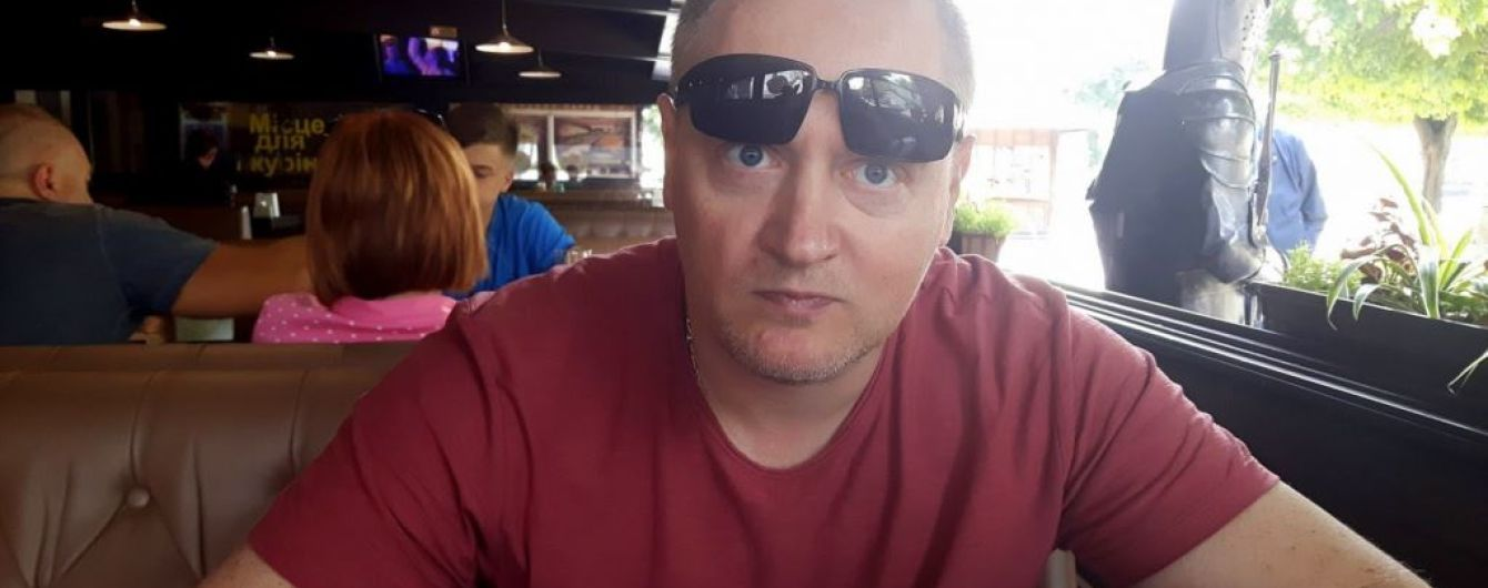 В Беларуси дело украинского журналиста Шаройка рассматривается в закрытом режиме