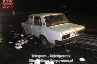Смертельное ДТП на Киевщине: полиция считает, что внедорожника-беглеца не существовало