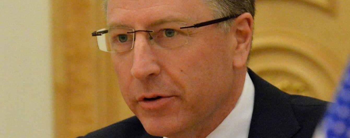 Волкер заявил, что работает спецпредставителем США по Украине на общественных началах