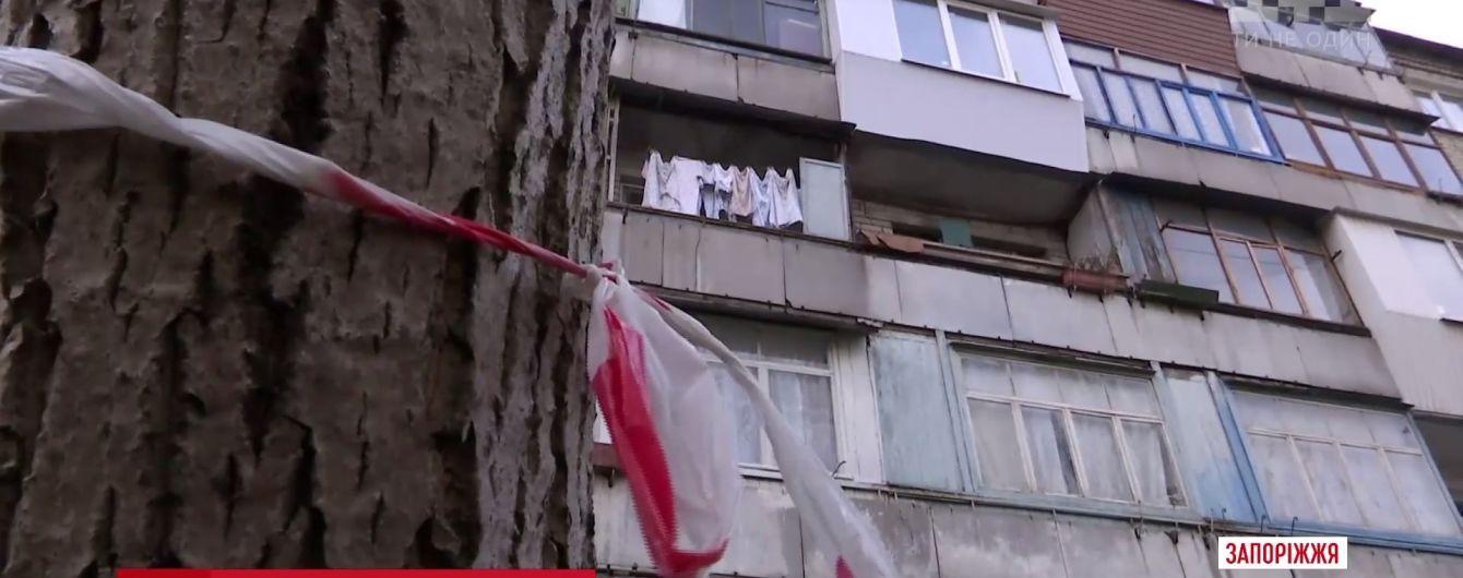 Стали відомі подробиці стану немовляти, яке п'яна жінка викинула з третього поверху в Запоріжжі