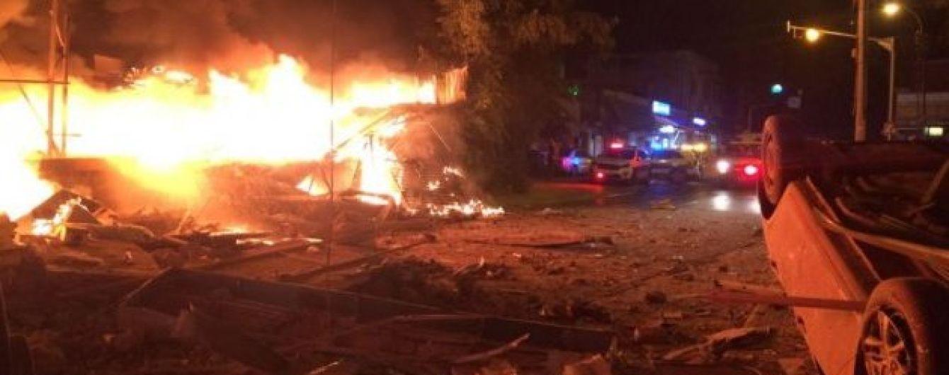 У Тель-Авіві стався вибух у будівельному магазині, є загиблі
