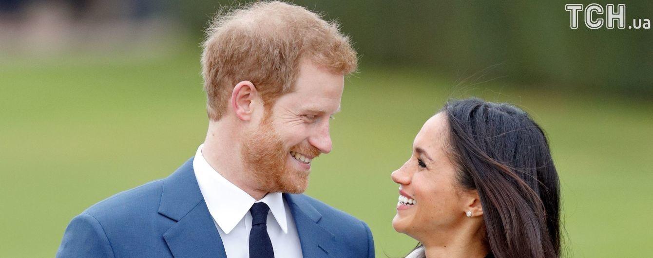 Меган Маркл розповіла, як принц Гаррі їй освідчився: Ми намагалися посмажити курча