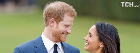 Стала відома офіційна дата весілля принца Гаррі та Меган Маркл