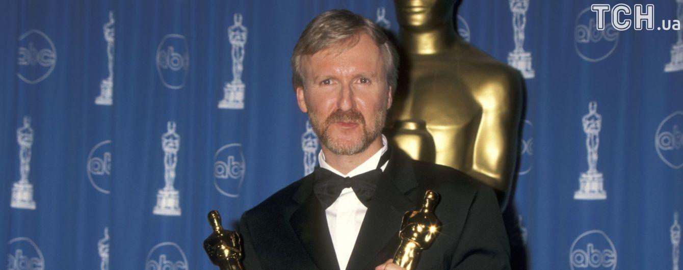 """Режиссер Кэмерон вспомнил, как едва не подрался с Вайнштейном: Я ударил его своим """"Оскаром"""""""