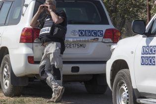 Боевики блокируют передвижение миссии ОБСЕ и подвергают опасности наблюдателей