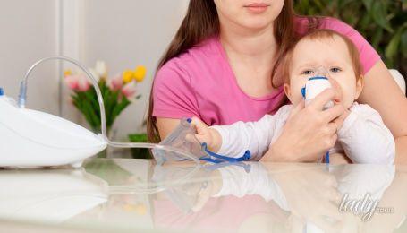 Как никак не допустить катар легких у ребенка