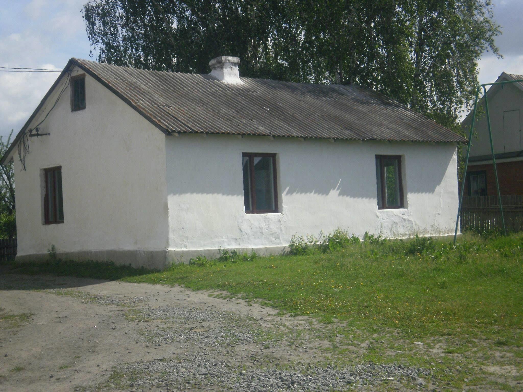 Школа Хмельниччина село Корчик_3
