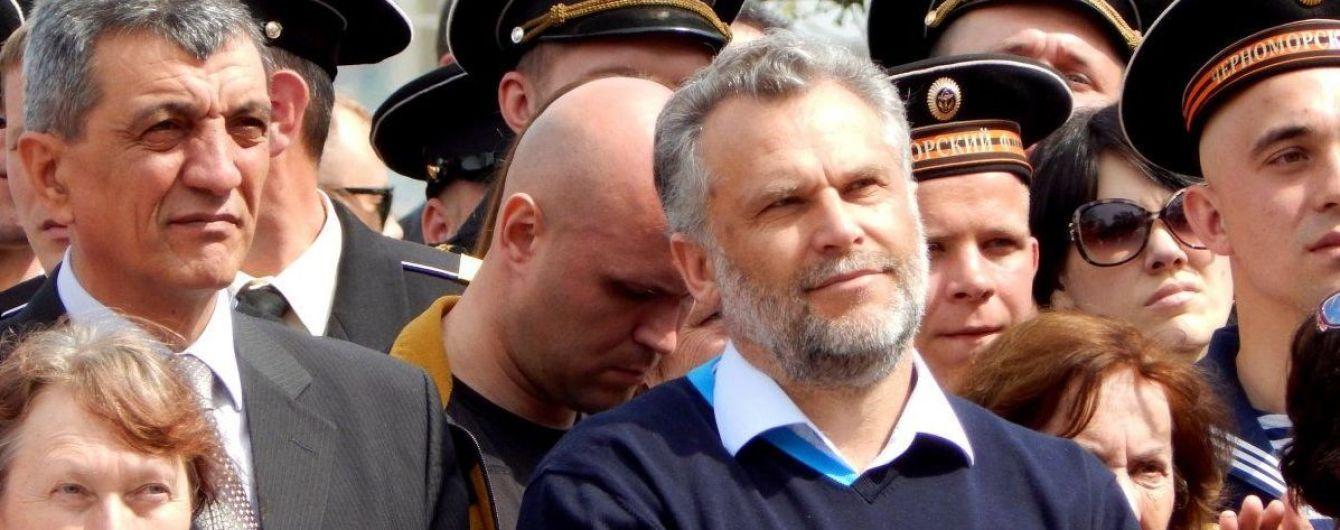 Голове оккупационной власти Крыма Чалому удается зарабатывать миллионы в Украине – журналисты