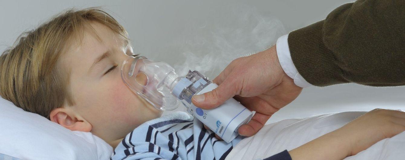 Ингалятор - лучшая помощь при заболевании