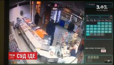 Оболонский суд избирет меру пресечения для сына нардепа Игоря Попова