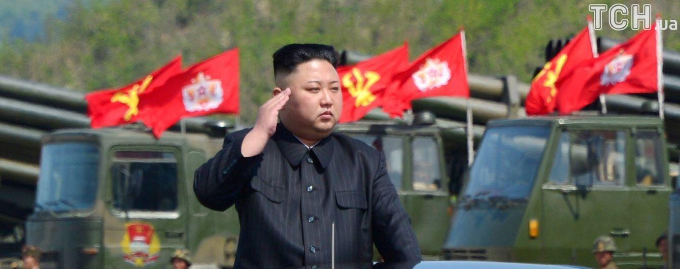 Північна Корея запустила балістичну ракету у бік Японії