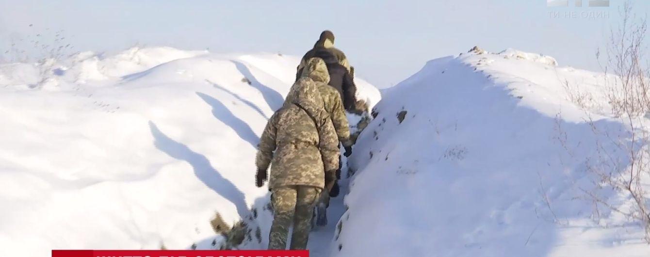 Не силою, так хитрістю: бойовики почали робити підкопи до позицій ЗСУ на Світлодарській дузі