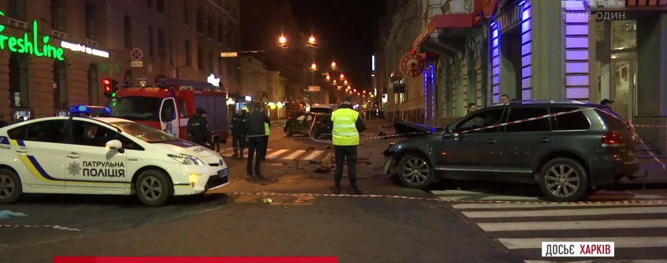 В Харькове панихидой почтили 40-й день от страшного ДТП на Сумской