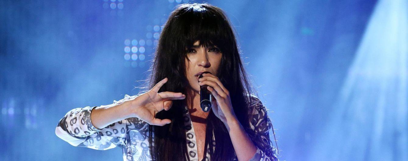 """Зірка """"Євробачення-2012"""" Loreen позбулася розкішного волосся і стала голомозою"""