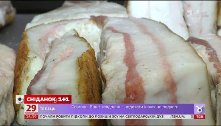 Сало по цене мяса: любимый продукт украинцев стал не по карману