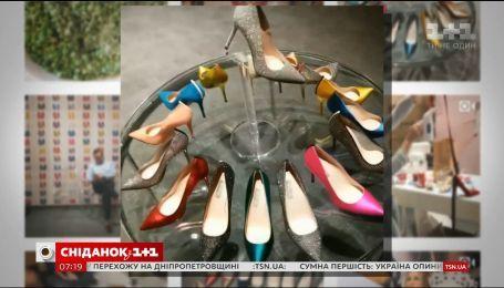 Сара Джесіка Паркер відкрила магазин взуття в Нью-Йорку