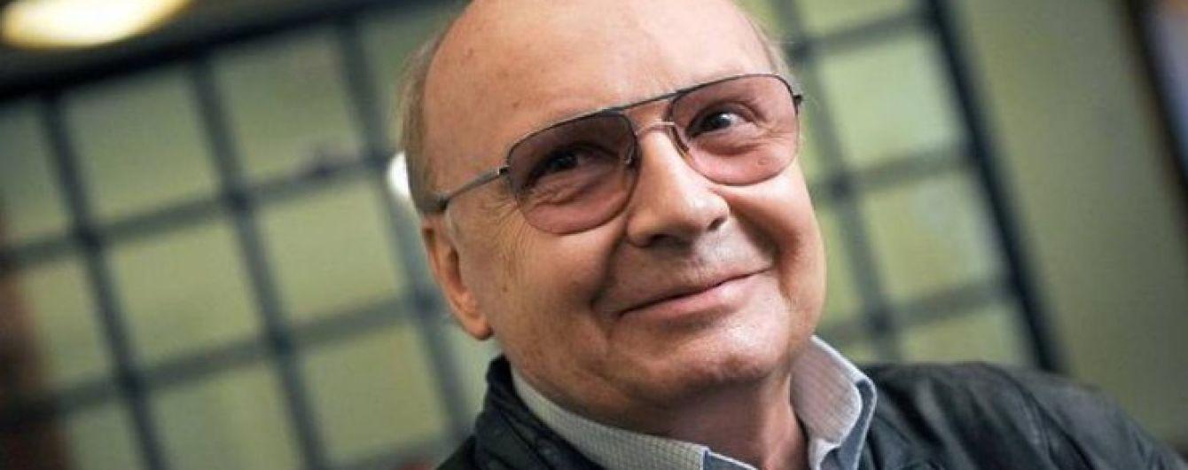 """Зірку """"Іронії долі"""" Андрія М'ягкова екстрено госпіталізували у Москві"""