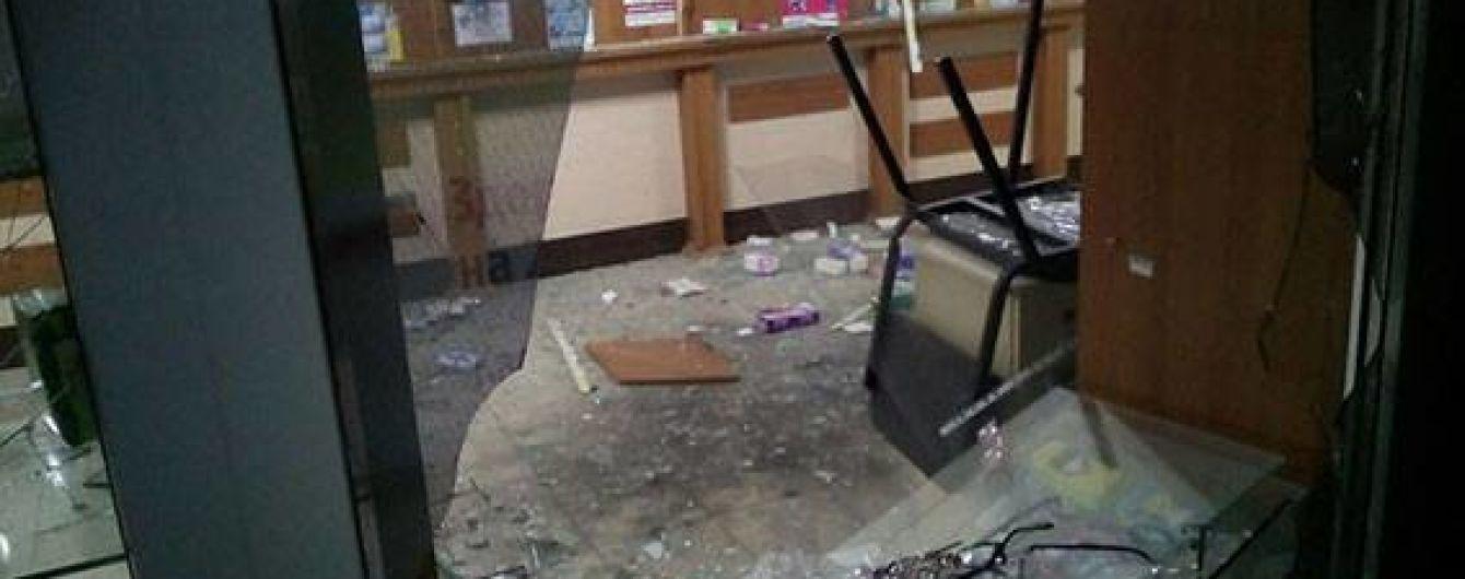 В Харькове прогремел взрыв в одной из аптек