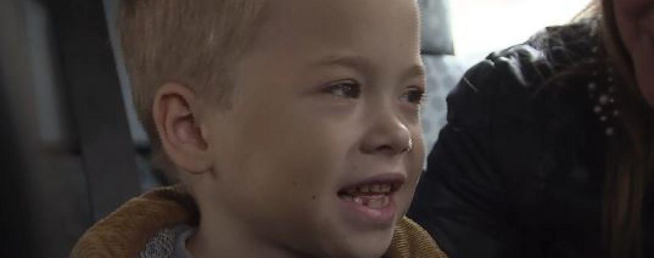 Спасение ребенка: редкая генетическая болезнь съедает почки Юры