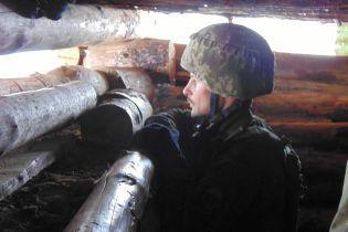 Вогонь бойовиків на Світлодарській дузі та поранений український боєць. Як минула доба в зоні АТО