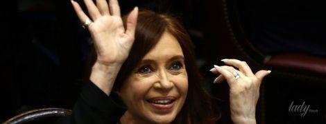 Переборщила из автозагаром: бьюти-промах экс-президента Аргентины