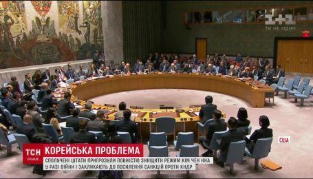 США полностью разрушат режим Ким Чен Ына в случае войны
