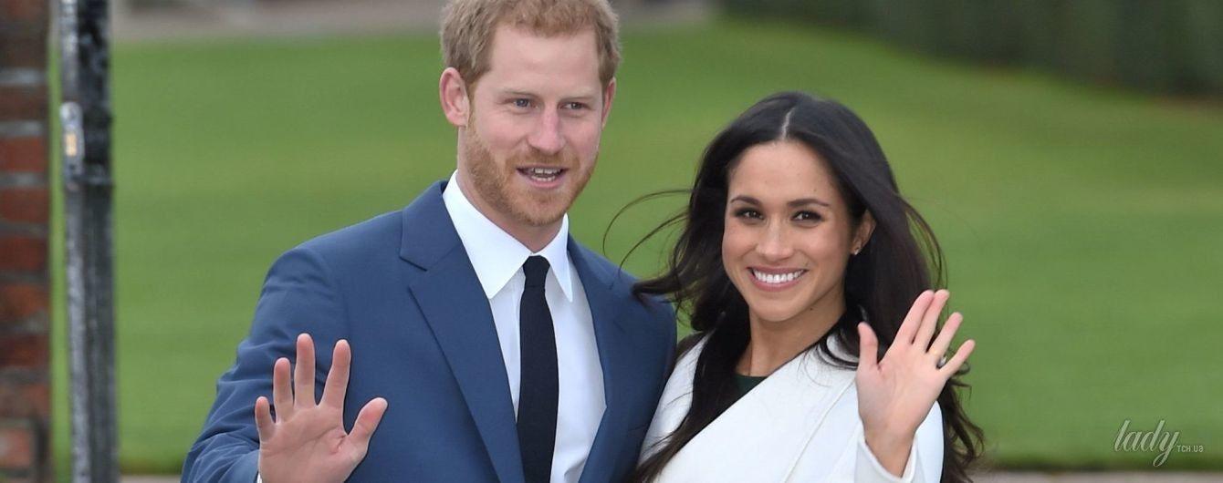 Пышное торжество, новый титул и другие подробности свадьбы принца Гарри и Меган Маркл