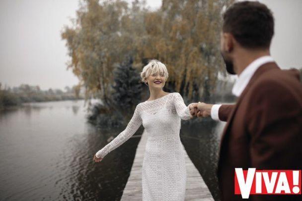 """Звезды """"Голосу країни"""" Дуда и Кекелия показали романтичные фото со своей свадьбы"""
