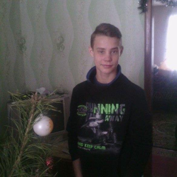 Зник хлопець Сергій Іванцов, Золотоноша_2