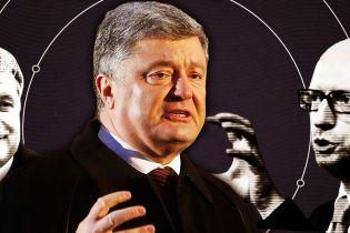 """""""Народний фронт"""" шантажує Порошенка незручною Конституцією і президентськими виборами в Раді"""