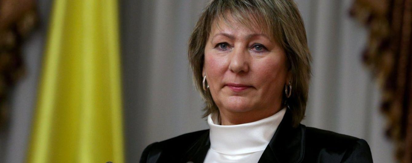 Избран председатель нового Верховного Суда: что известно о Валентине Данишевской